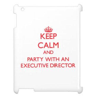 Guarde la calma y vaya de fiesta con un director e