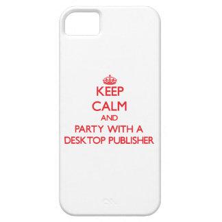 Guarde la calma y vaya de fiesta con un editor de iPhone 5 carcasas