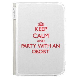 Guarde la calma y vaya de fiesta con un oboe