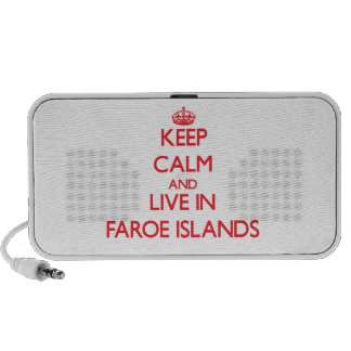 Guarde la calma y viva en Faroe Island