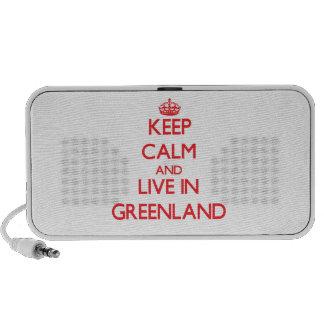 Guarde la calma y viva en Groenlandia