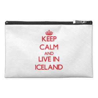 Guarde la calma y viva en Islandia