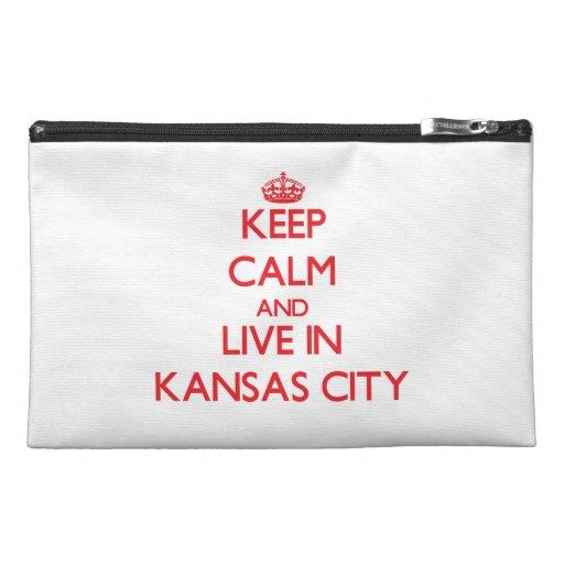 Guarde la calma y viva en Kansas City