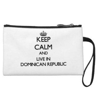 Guarde la calma y viva en la República Dominicana