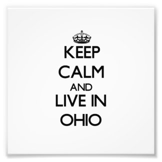 Guarde la calma y viva en Ohio Arte Con Fotos