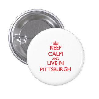 Guarde la calma y viva en Pittsburgh