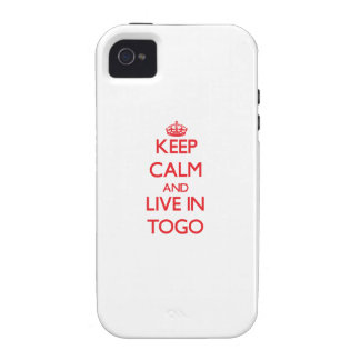 Guarde la calma y viva en Togo