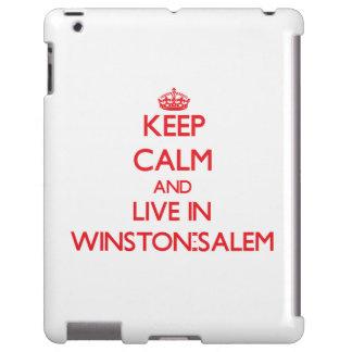 Guarde la calma y viva en Winston-Salem