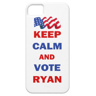 Guarde la calma y vote a Ryan Funda Para iPhone SE/5/5s