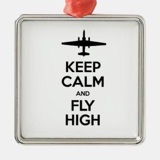 Guarde la calma y vuele alto U-2 Ornatos