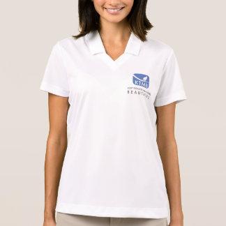 Guarde la camisa hermosa del logotipo de los prado