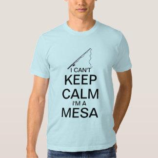 Guarde la camiseta tranquila de trole del   remeras