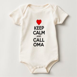 Guarde la llamada tranquila Oma Mameluco
