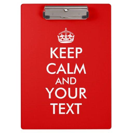 Guarde la plantilla tranquila para añadir su texto
