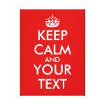 Guarde la plantilla tranquila para añadir su texto impresiones en lona