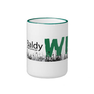 Guarde la taza salvaje de Baldy