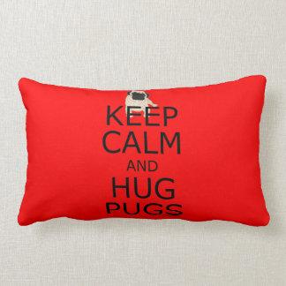 Guarde los barros amasados tranquilos del abrazo almohadas