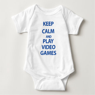 Guarde los videojuegos de la calma y del juego playeras