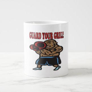 Guarde su parrilla 3 taza grande