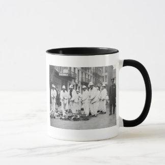 Guarded Garbage, 1911 Mug