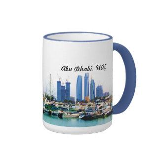 Guarded Marina Coffee Mugs