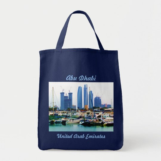 Guarded Marina Tote Bag