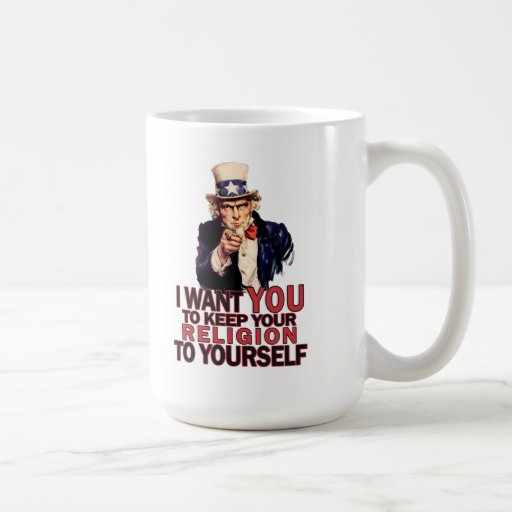 Guárdelo a sí mismo taza