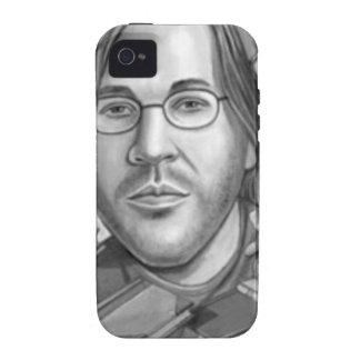Guárdelo camiseta postmoderna Case-Mate iPhone 4 carcasas