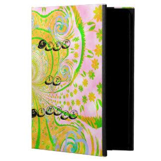 Guárdelo caso simple del iPad de Hakuna Matata