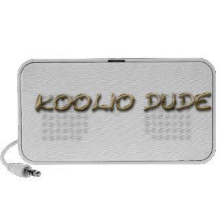 ¡Guárdelo diseño de Kool! PC Altavoces
