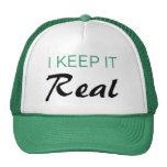 Guárdelo gorra real