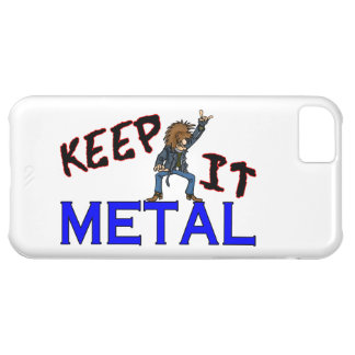 Guárdelo metal funda iPhone 5C