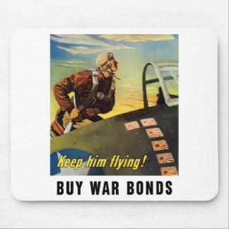 ¡Guárdelo vuelo! Compre enlaces de guerra Alfombrilla De Ratones