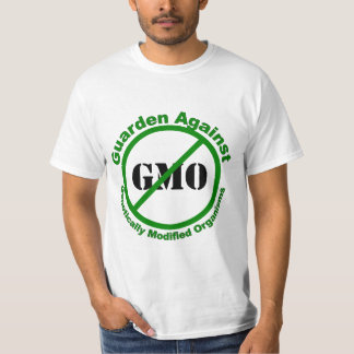Guarden Against GMO T-Shirt