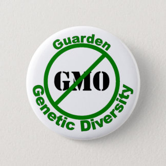 Guarden Genetic Diversity Pinback Button