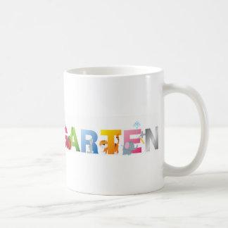 guardería tazas de café