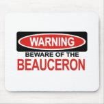 Guárdese de Beauceron Mouse Pads
