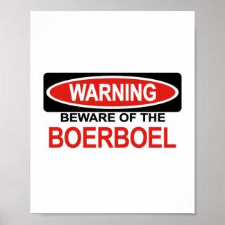 Guárdese de Boerboel Impresiones