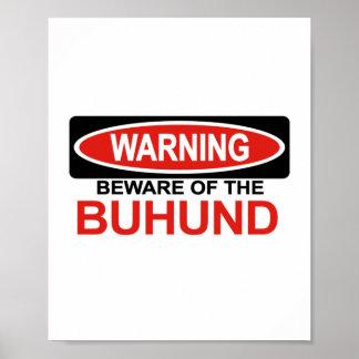 Guárdese de Buhund Impresiones