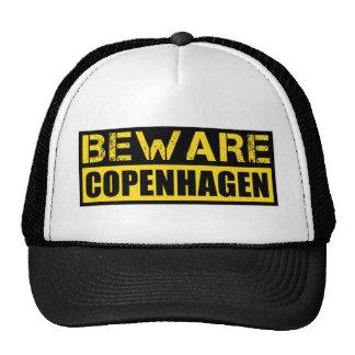 Guárdese de Copenhague Gorras