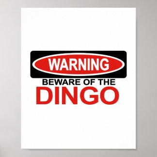 Guárdese de Dingo Impresiones