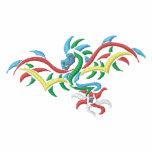 Guárdese de dragones sudadera bordada con capucha