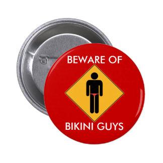 Guárdese de individuos del bikini pins