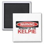 Guárdese de Kelpie Imanes Para Frigoríficos