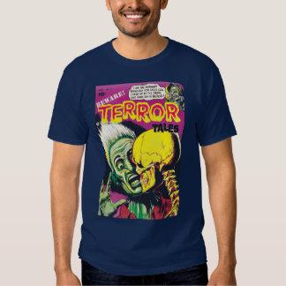 Guárdese de la camiseta de los cuentos #6 del terr playera