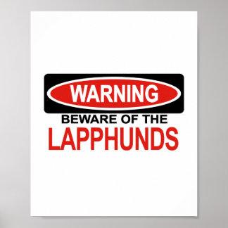 Guárdese de Lapphunds Impresiones