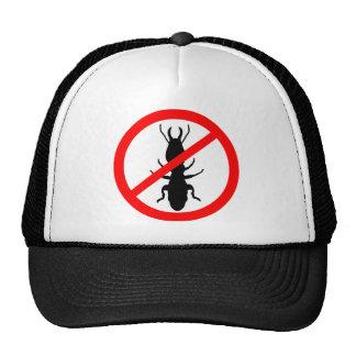 Guárdese de las termitas gorros