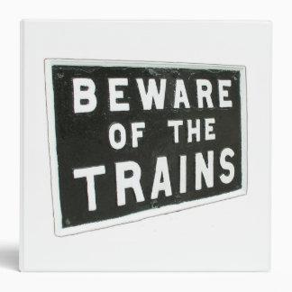 """Guárdese de los trenes carpeta 2"""""""