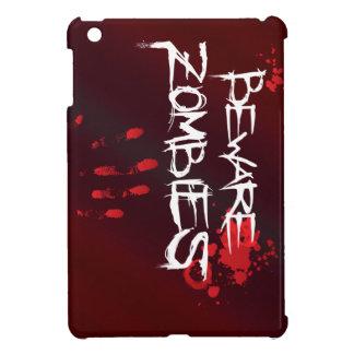 Guárdese de los zombis iPad mini cárcasas