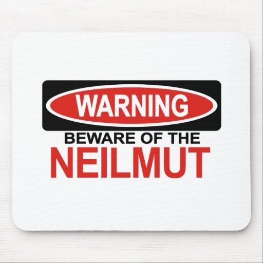 Guárdese de Neilmut Alfombrilla De Raton